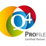 Q4 Profiles Certified Partner logo